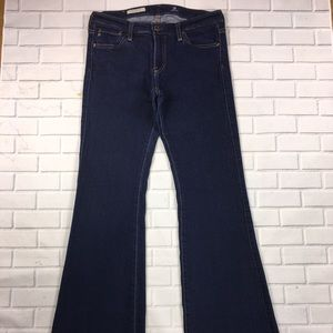 AG Jeans Womens Size 27R The Bell Jeans Flare